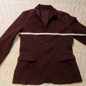 Goodfellow & Co Suits & Blazers - NWOT Big &Tall burgandy goodfellow twill blazer